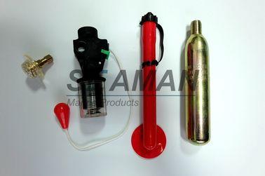 Re - o tubo oral de armamento da base da válvula dos acessórios do revestimento de vida do dispositivo automático do jogo grampeia