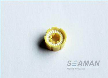 Os acessórios do plástico & do revestimento de vida de Suda molham o jogo dearmamento do comprimido sensível do amarelo da bobina